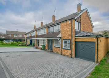 Thumbnail 3 bed semi-detached house for sale in High Wood Road, Hoddesdon