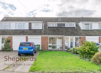3 bed terraced house for sale in Ousden Close, Cheshunt, Hertfordshire EN8