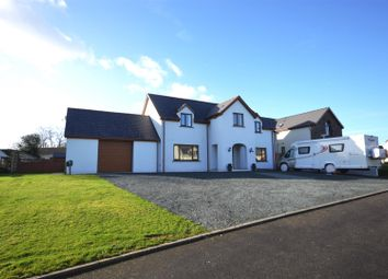 Thumbnail 5 bed detached house for sale in Brompton Grove, Burton, Milford Haven