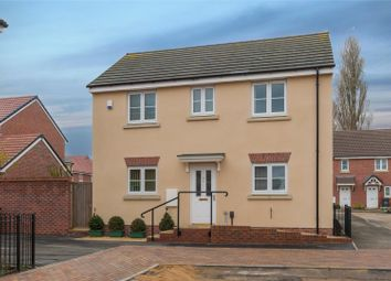 Thumbnail 3 bed detached house for sale in Buxton Way, Royal Wootton Bassett, Swindon