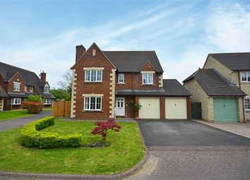 Thumbnail 4 bed detached house for sale in Green Pippin Close, Longlevens, Gloucester