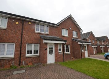 Thumbnail 3 bed terraced house for sale in Springfield Gardens, Glasgow
