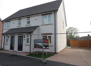 Thumbnail 4 bedroom semi-detached house for sale in Stroud Avenue, Willenhall