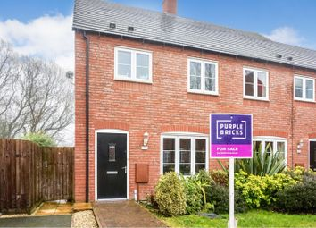 Thumbnail 3 bed end terrace house for sale in The Dingle, Doseley
