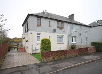Thumbnail 2 bed flat for sale in Clyde Avenue, Bothwell, Glasgow