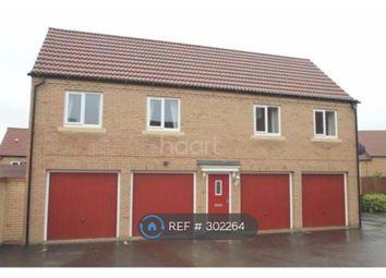 Thumbnail 2 bedroom flat to rent in Orford Close, Ely