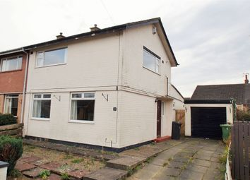 Thumbnail 2 bed semi-detached house for sale in Holmrook Road, Sandsfield Park, Carlisle, Cumbria