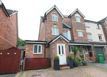 Thumbnail 3 bed terraced house for sale in Northumberland Way, Sharston, Manchester, .