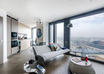 Thumbnail 2 bed flat to rent in Chronicle Tower, Lexicon, London