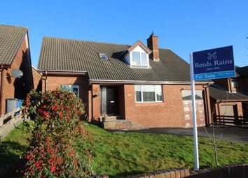 Thumbnail 4 bed detached house for sale in Hanover Dale, Bangor