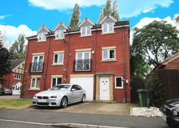 Thumbnail 4 bed semi-detached house to rent in Newton Road, Great Barr, Birmingham