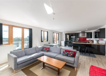 Thumbnail 2 bed flat for sale in Leamore Court, 1 Meath Crescent, London