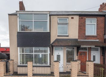 Thumbnail 4 bedroom terraced house for sale in Carlisle Terrace, Sunderland