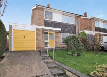 Thumbnail 3 bed link-detached house for sale in Appledore Avenue, Wollaton, Nottingham