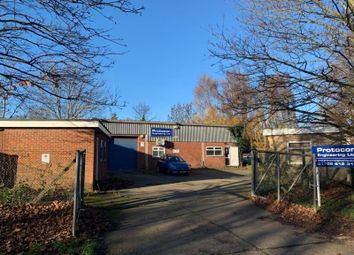 Thumbnail Industrial for sale in Unit 12, Stock Road, Southend-On-Sea