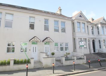 Thumbnail 3 bed terraced house for sale in Peverell Park Road, Peverell, Plymouth