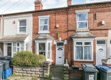 2 bed terraced house for sale in Tiverton Road, Selly Oak, Birmingham, West Midland B29