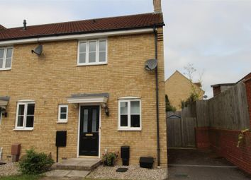Thumbnail 2 bed end terrace house for sale in Dotterel Way, Stowmarket