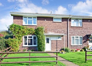Thumbnail 3 bed end terrace house for sale in Brookside Close, Denmead, Hampshire
