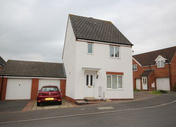 Thumbnail 3 bedroom detached house for sale in Church Meadow, Bridgwater
