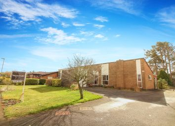 Thumbnail 3 bed detached bungalow for sale in Larchlea, Ponteland, Newcastle Upon Tyne