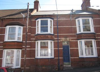 Thumbnail 2 bed flat to rent in Herschell Road, Exeter, Devon