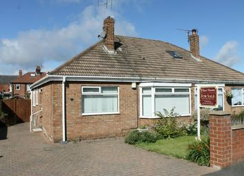 Thumbnail 2 bed semi-detached bungalow for sale in Priory Close, Guisborough