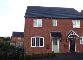Thumbnail 3 bed semi-detached house for sale in Paddock Way, Hinckley, Leicester, Leicestershire