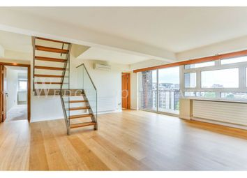 Thumbnail 4 bed flat to rent in Monckton Court, Strangways Terrace, Kensington, London