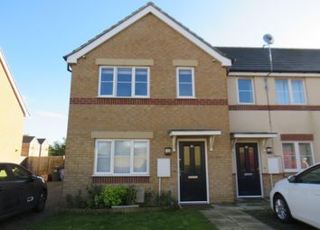 Thumbnail Property to rent in Rathbone Crescent, Peterborough