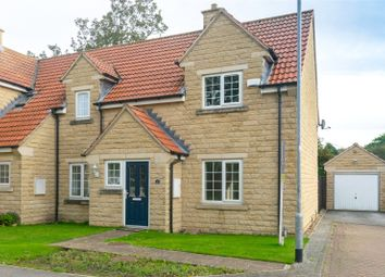 Thumbnail 4 bed semi-detached house for sale in The Sycamores, Barwick In Elmet, Leeds