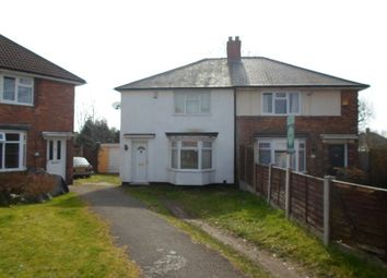 Thumbnail 3 bedroom property to rent in Bendall Road, Kingstanding, Birmingham