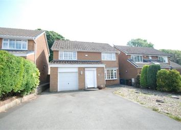 Thumbnail 4 bed detached house for sale in Thistle Close, Stalybridge, Cheshire
