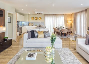 Thumbnail 2 bed flat for sale in Watts Apartments, Nine Elms Point, Wandsworth Road, London