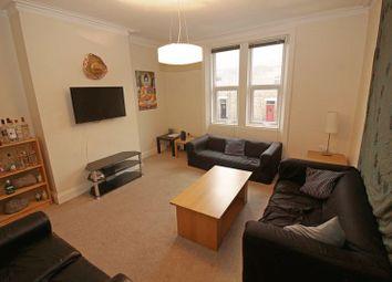 Thumbnail 5 bedroom flat to rent in Hotspur Street, Heaton, Newcastle Upon Tyne