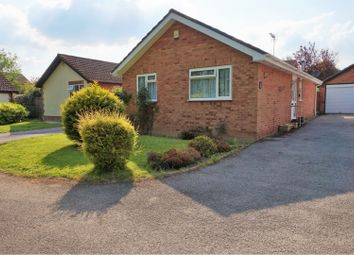 Thumbnail 2 bed detached bungalow for sale in Burley Close, Verwood