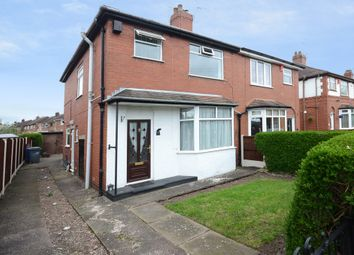 Thumbnail 3 bed semi-detached house for sale in Greenwood Avenue, Trent Vale, Stoke-On-Trent