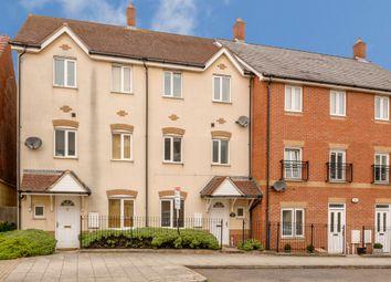 Thumbnail 4 bed terraced house to rent in Sir John Fogge Avenue, Ashford