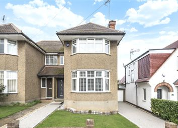 Thumbnail 3 bed semi-detached house for sale in Middleton Drive, Pinner, Middlesex