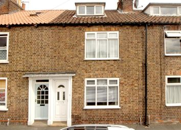 Thumbnail 3 bed terraced house for sale in St. Johns Road, Driffield