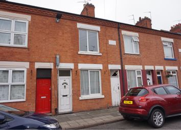 Thumbnail 3 bed terraced house for sale in Marshall Street, Woodgate, Leicester