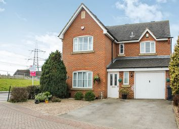 4 bed detached house for sale in Swallow Wood Road, Swallownest, Sheffield S26
