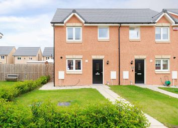 Thumbnail 3 bed semi-detached house for sale in Foster Road, Penicuik