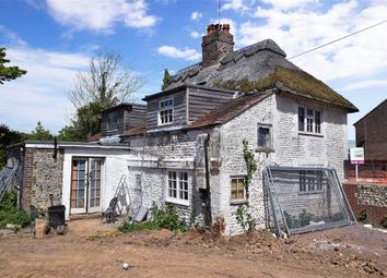 Thumbnail 4 bed cottage for sale in Burndell Road, Yapton, Arundel, West Sussex