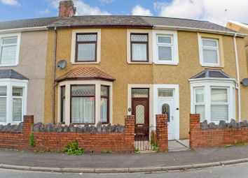 3 bed terraced house for sale in Evelyn Terrace, Port Talbot, Neath Port Talbot. SA13