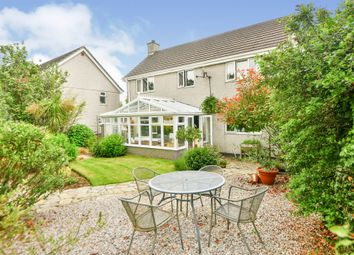 Thumbnail 4 bed detached house for sale in Wood Park, Ivybridge