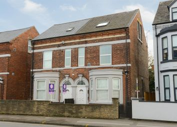 Thumbnail 9 bed semi-detached house for sale in Radcliffe Road, West Bridgford, Nottingham