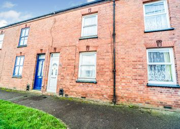 Thumbnail 2 bed terraced house for sale in Melford Bridge Road, Thetford