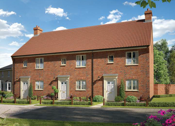 Thumbnail 3 bedroom terraced house for sale in The Reedham, Wherry Gardens, Salhouse Road, Wroxham