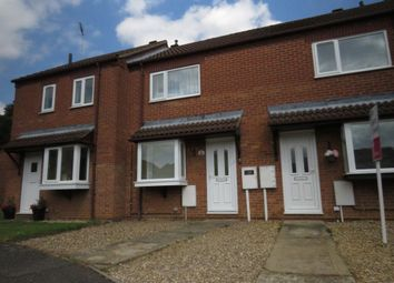 Thumbnail 2 bed terraced house for sale in Summerfield Drive, Sleaford